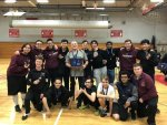 Boys Fencing District Champions